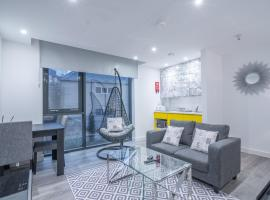AVO Serviced Apartments, apartment in Sheffield