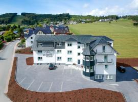 K1 Hotel Willingen: Willingen şehrinde bir otel