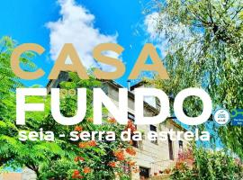 Casa do Fundo - Sustainable & Ecotourism, country house in Seia