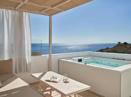 Volcano Luxury Suites Milos, hotel in Paliochori
