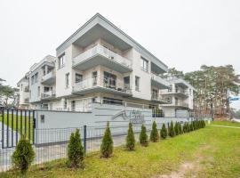 Apartament FINESTRA, przy morzu, ul Grunwaldzka 12 D23, apartment in Pobierowo