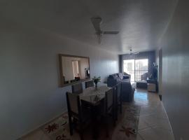 Apartamento central c/ vista em Bombas, apartment in Itajaí