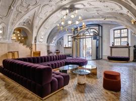 Hotel H15 Luxury Palace, hotel in Krakow