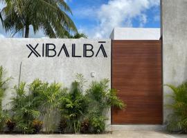 Xibalba in town, hotel en Bacalar