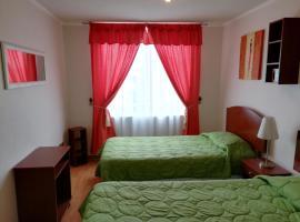 DEPARTAMENTO FRENTE A LA PLAYA 3 personas, apartamento en Valparaíso