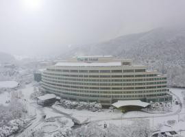 The K Hotel Gyeongju, hotel in Gyeongju