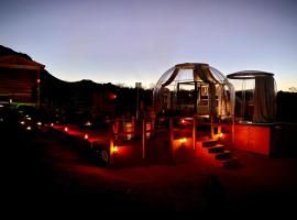 @ Marbella Lane - Joshua Tree Desert Bubble!, luxury tent in Joshua Tree