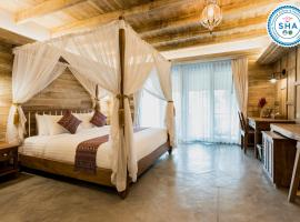 Nampiangdin Boutique Hotel, hotel near Chiang Mai Airport - CNX,