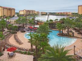 Wyndham Bonnet Creek Resort, hotel em Orlando