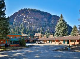Ouray Inn, family hotel in Ouray