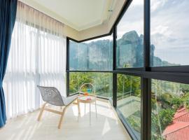 Vacay Aonang Hotel, hotel in Krabi
