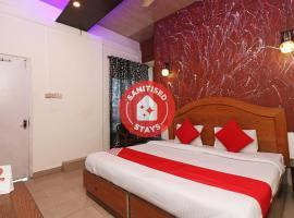 OYO 72290 Hotel Ashwamegh, отель в городе Вадодара