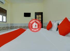 OYO 76879 Hotel Sudama Dham Inn, отель в Вриндаване