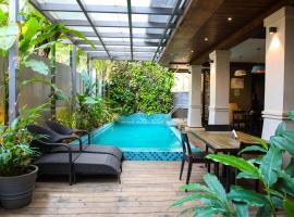 Riva Gold Coast, отель в Кандолиме
