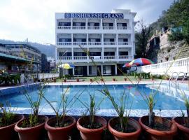 Rishikesh Grand By Lujo Hotels, hotel in Rishīkesh