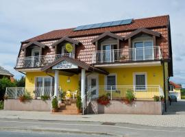 Garni Hotel Villa Tamara, hotel blizu znamenitosti Terme 3000 Moravske Toplice, Moravske Toplice