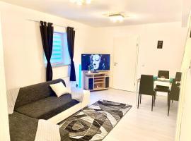 Monteur Apartment Schkeuditz, Hotel in der Nähe vom Flughafen Leipzig/Halle - LEJ,