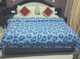HOTEL SURYA EXCELLENCY, отель в городе Джамму