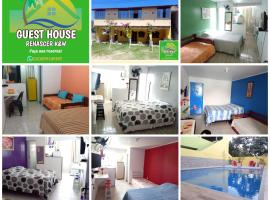 Guest House Renascer K&W, apartment in Cabo Frio