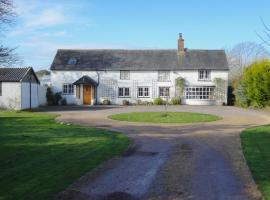 Hunters Croft, boutique hotel in Sway