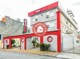 OYO Hotel Park Leste, budget hotel in Sao Paulo
