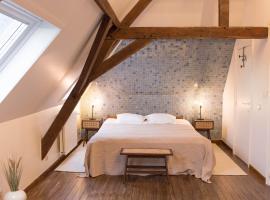 Apartments Ridderspoor, apartment in Bruges