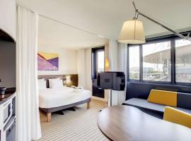 Novotel Suites Paris Stade de France, hotel near Stade de France, Saint-Denis