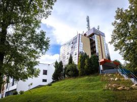 Interferie Sport Hotel Bornit – hotel w Szklarskiej Porębie