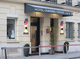 Hôtel Charing Cross, hotel near Saint Augustin Church, Paris
