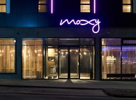 Moxy Essen City, hotel in Essen
