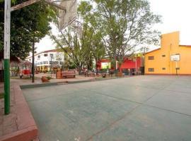 Gran Turín Hotel Boutique parque,arte y tecnología, hotel en Villa Carlos Paz