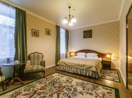 Отель Сокол, отель в Суздале