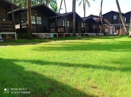 Agonda Paradise, luxury tent in Agonda