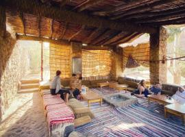 Sheikh Mousa Bedouin camp, курортний готель у місті Сент-Кетрін