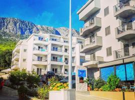 HOTEL IVANDO - MASLINA, hotel in Drvenik