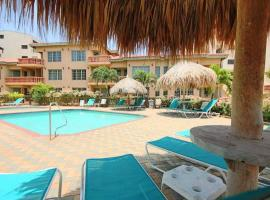 Walking Distance to Palm Beach, appartement in Palm-Eagle Beach