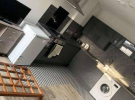 Jessie Mays Apartment (Gorgie), hotel en Edimburgo