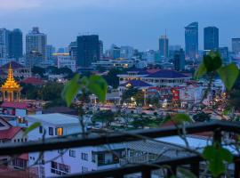 Botum Palace Hotel, hotel in Phnom Penh