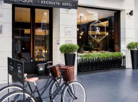 CasaSur Recoleta, hotel en Buenos Aires