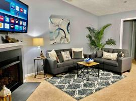 Comfortable full apartment with a relax view., vacation rental in Fayetteville