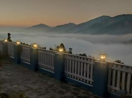 Rooftop Cottages & Restaurant, Pangot, hotel in Nainital