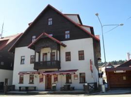 Penzion Pohoda Kvilda, hotel v Kvildě