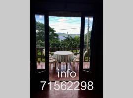Casona Copal, hotel in La Cruz