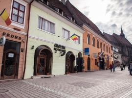 Residence Piata Sfatului, pensiune din Brașov