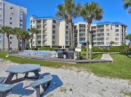 Caprice Resort, serviced apartment in St. Pete Beach