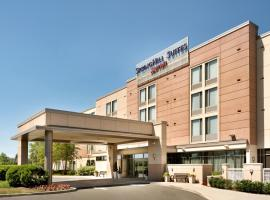 SpringHill Suites Ewing Township Princeton South, Hotel in Ewing