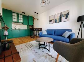 Vesa's Apartment, apartment in Pristina