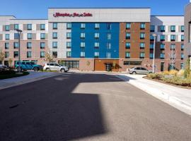 Hampton Inn & Suites Aurora South, Co, hotel near Denver Museum of Nature and Science, Aurora