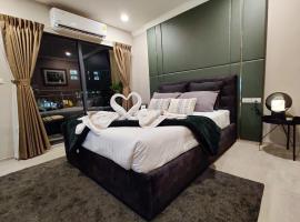 Huahin Lacasita balance room, apartment in Hua Hin