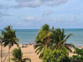 Ambassador Flat - com vista para o mar, hotel near Central Market, João Pessoa